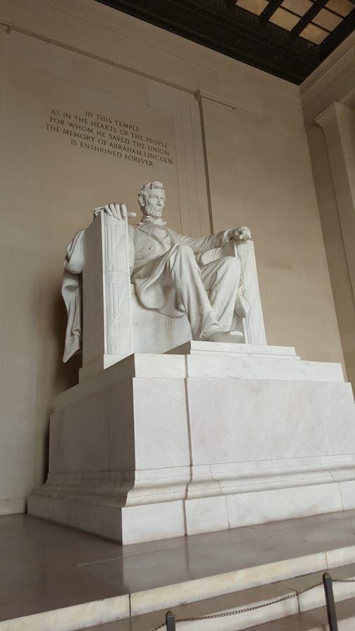 Lincoln Memorial photo stock
