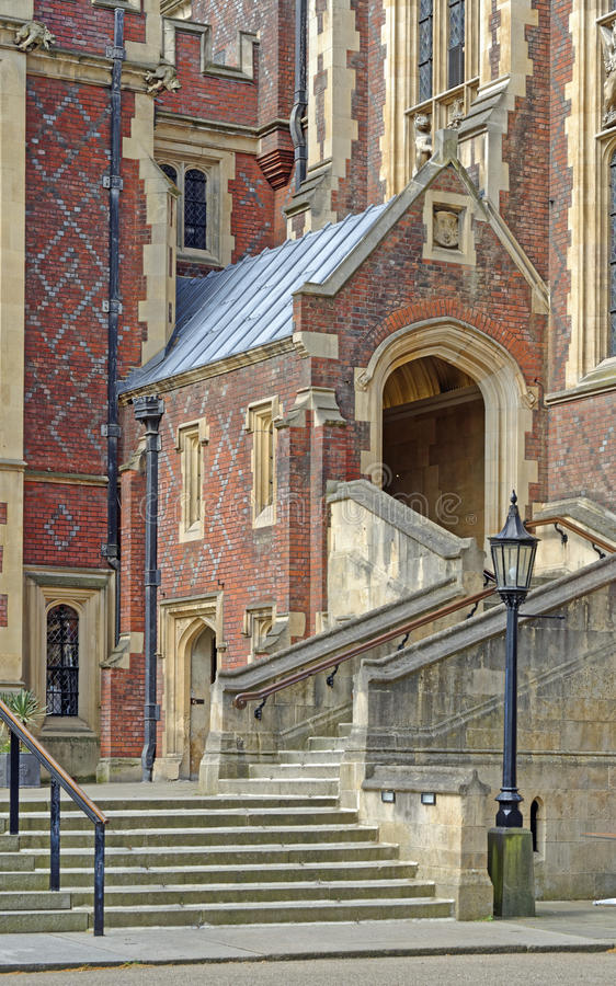 Lincoln's Inn Great Hall royalty free stock image