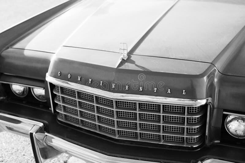 Lincoln Town Car stock foto
