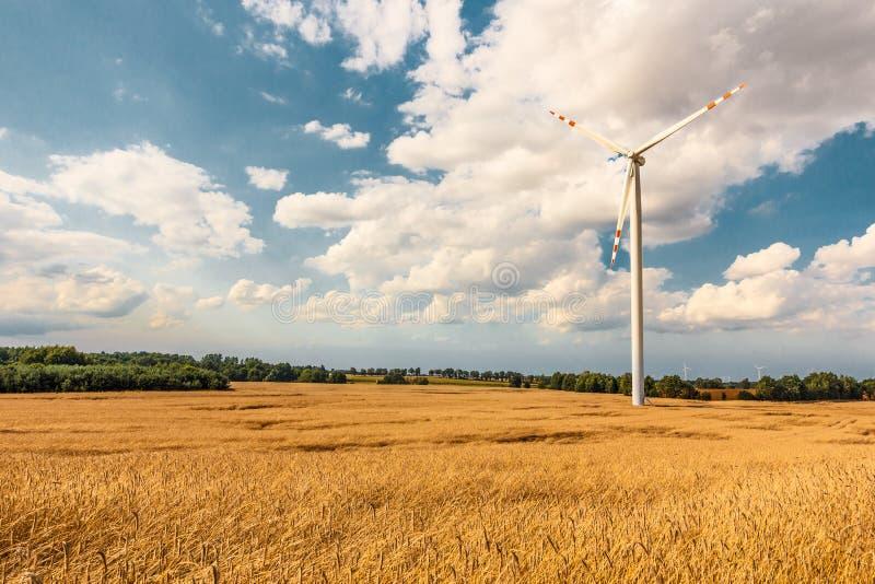 Linda turbinen arkivfoton