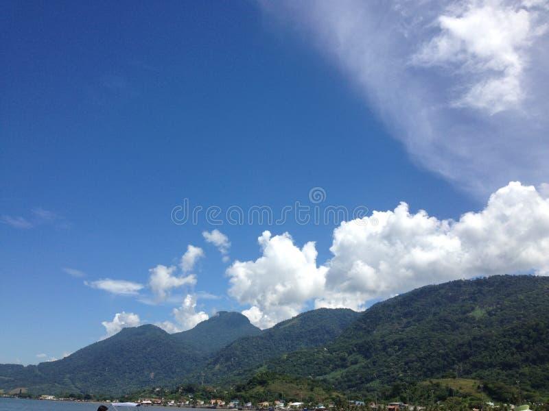 Lindas montanhas royalty free stock photography