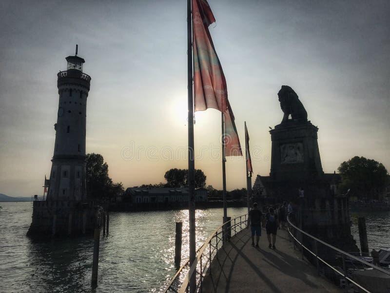 Lindau, Alemanha fotos de stock