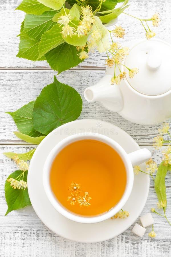 Linden Tea Royalty Free Stock Photography