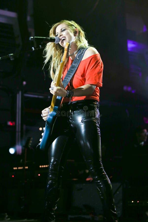 Lindsay Ell stock fotografie