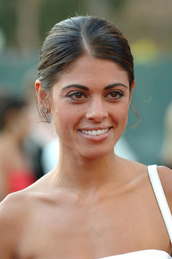 Lindsay Hartley stock foto's