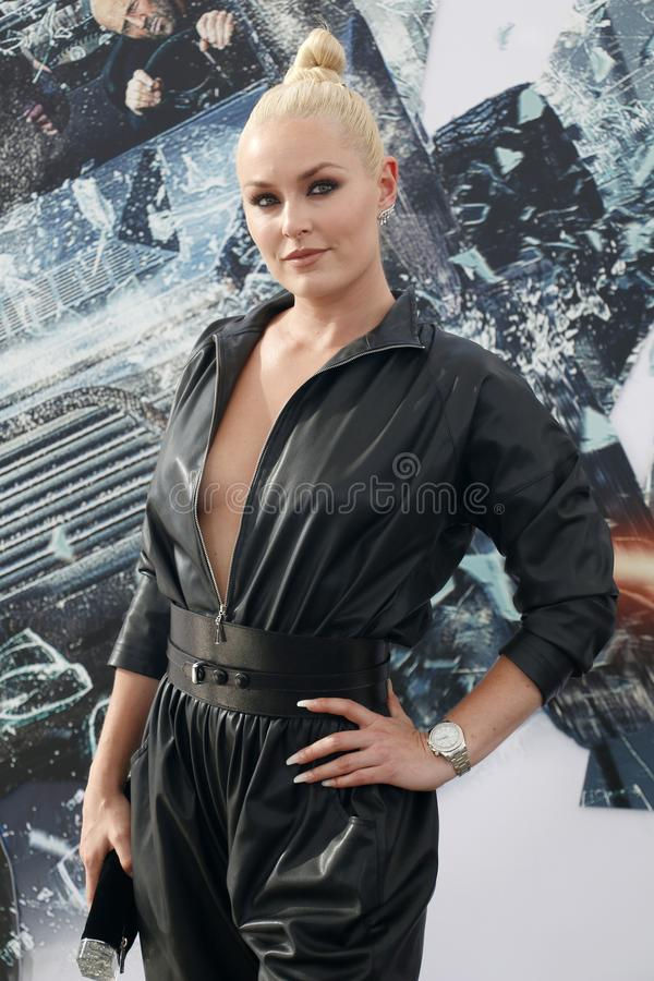 Lindsey Vonn photo stock