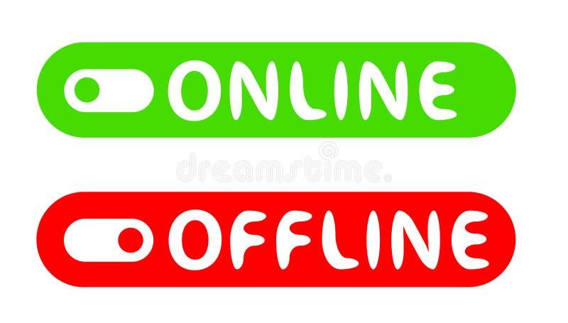 On-line fotografia de stock