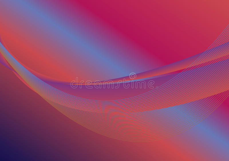 Line Abstract Royalty Free Stock Photos