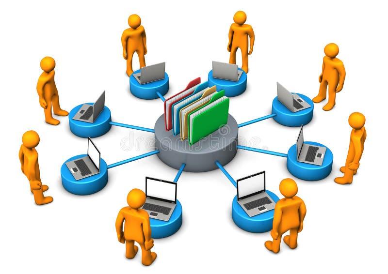 On-line-Archiv lizenzfreie abbildung