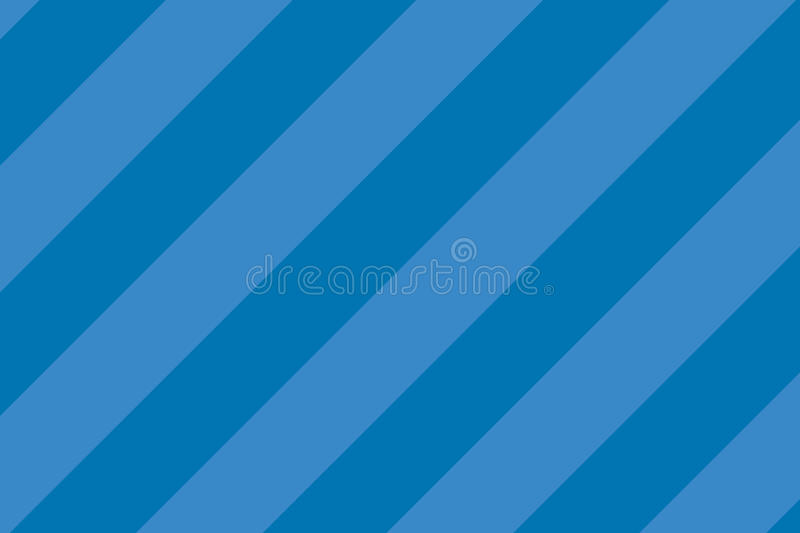 Line in a blue background stock illustration