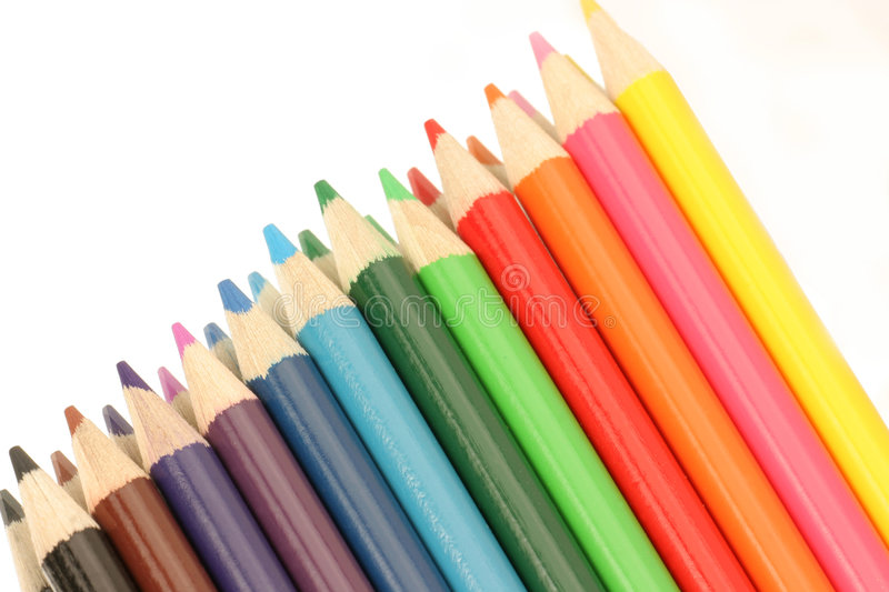 Download Line Of Color Royalty Free Stock Photo - Image: 186675