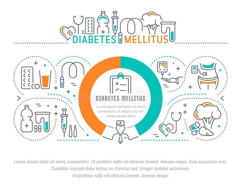 Diabetes Mellitus Stock Illustrations 2 360 Diabetes