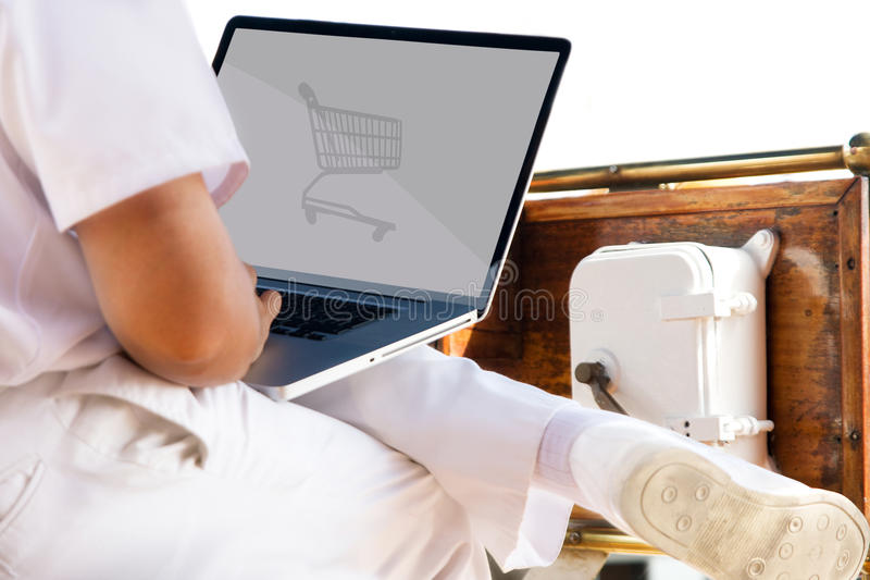 On-line shoping