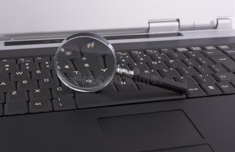 On-line-Sicherheit lizenzfreies stockfoto