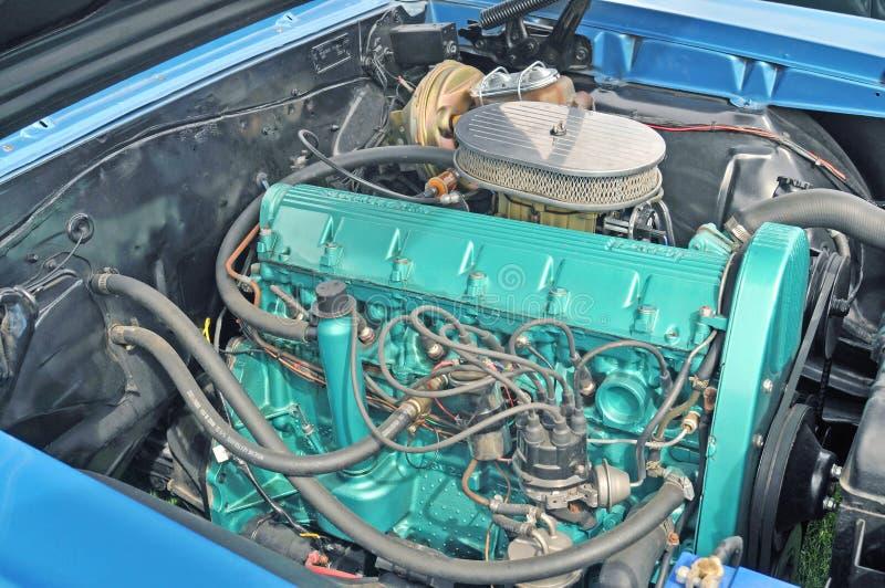 1960's Pontiac GTO Engine stock image  Image of american - 13014767