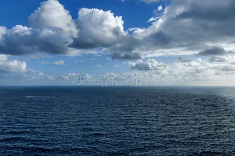 Linea costiera dell'Oceano Atlantico dal Capo di Buona Speranza immagini stock libere da diritti