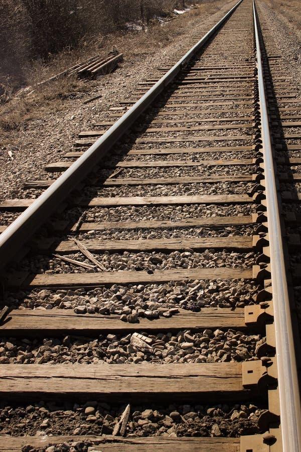 Linea del treno di Kitchener fotografia stock