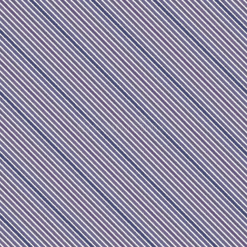 Linea diagonale modello senza cuciture, illustrazione a strisce della banda royalty illustrazione gratis