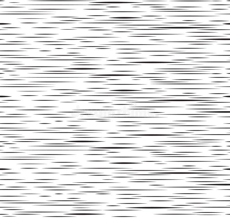 Linea irregolare astratta modello senza cuciture della banda Rebecca 36 royalty illustrazione gratis