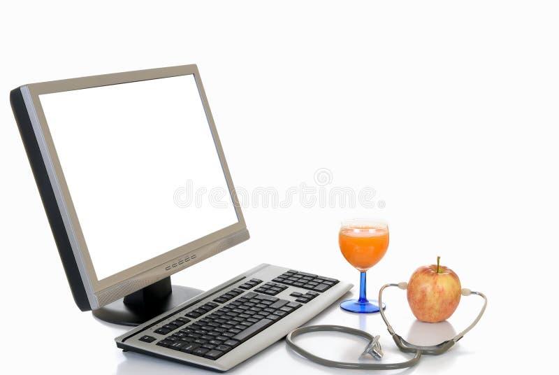 In linea sanità immagini stock libere da diritti