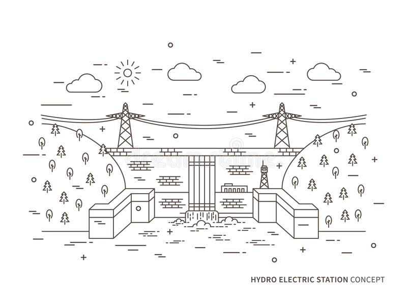 Hydro Stock Illustrations 3 225 Hydro Stock Illustrations