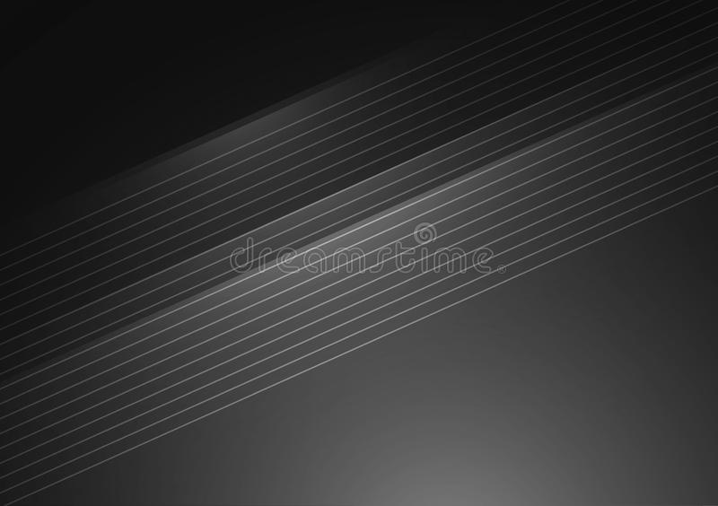 Linear lines running across black background. For use with design stock images