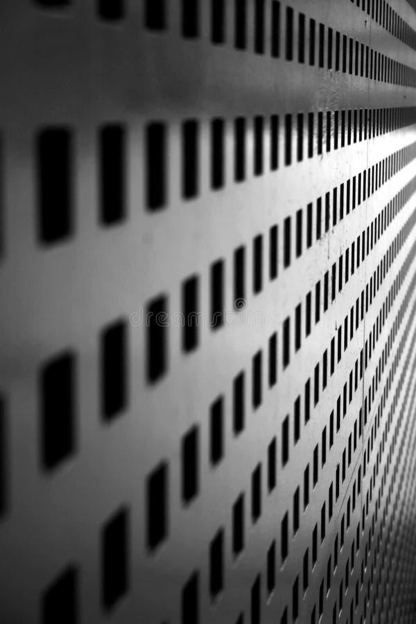 Lineare Perspektive lizenzfreies stockbild