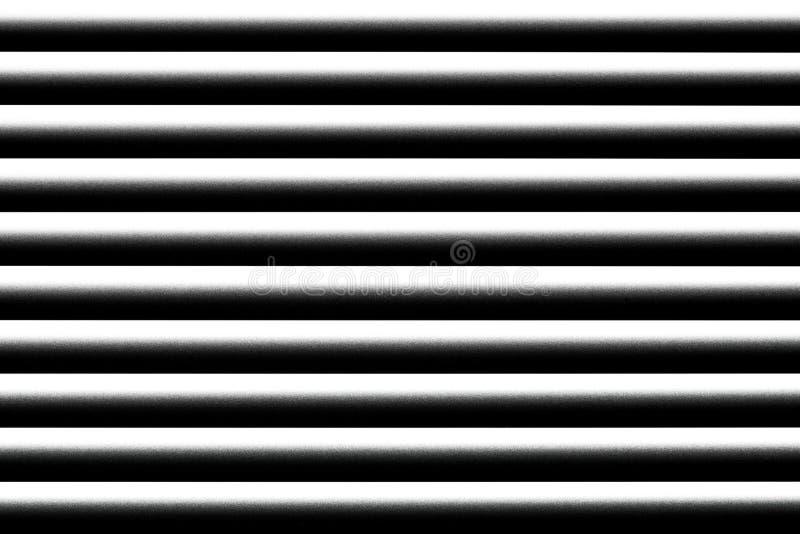 Lineas horizontales, bw fotografía de archivo libre de regalías