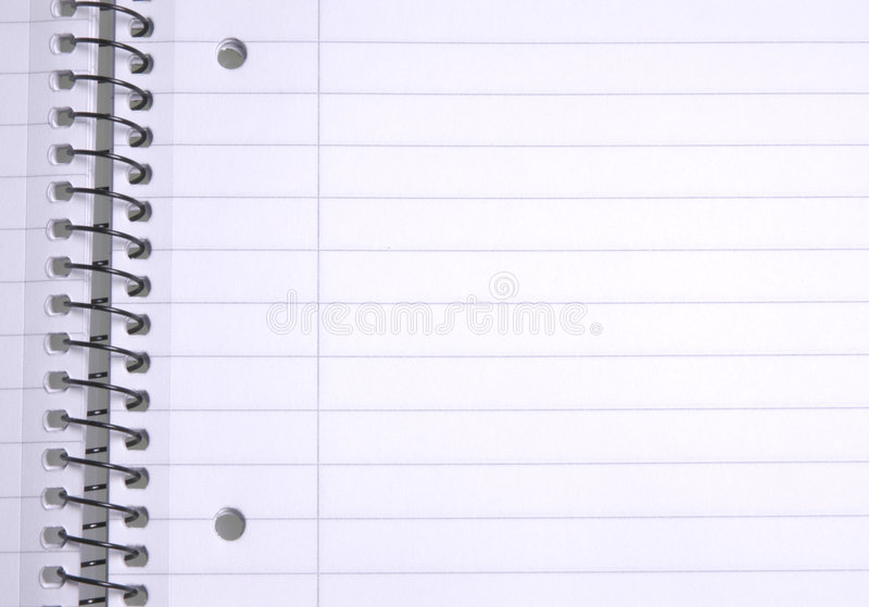 Download Lined paper stock photo. Image of work, note, office, place - 166598