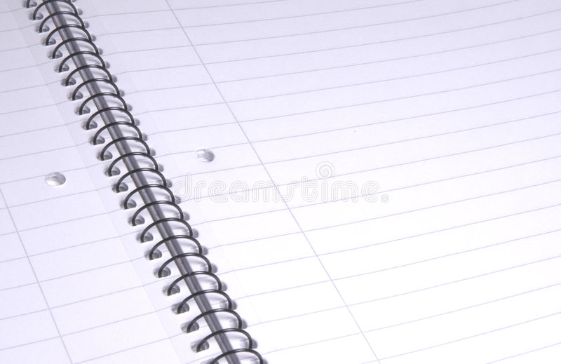 Download Lined paper II stock image. Image of white, lines, background - 166599