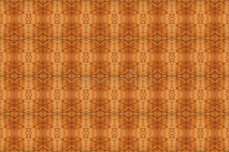Lined Pattern Wood royalty free illustration