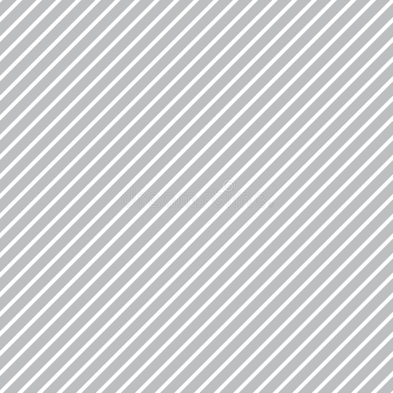 Lined seamless pattern royalty free illustration