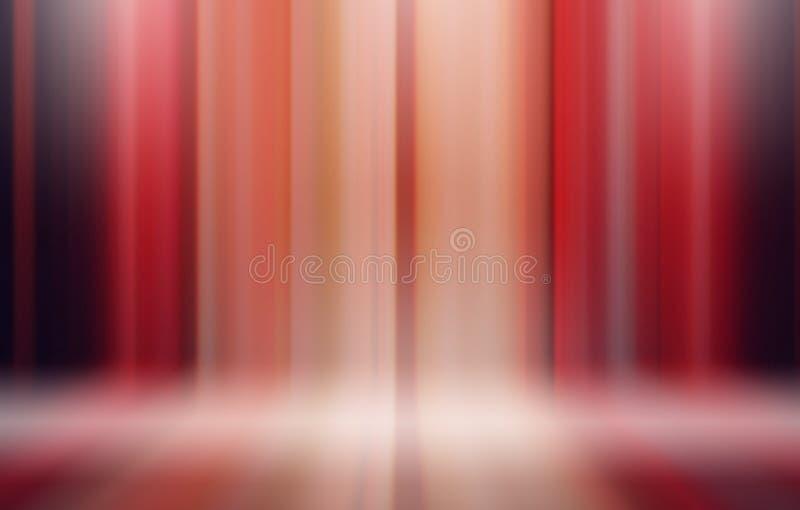 Linee astratte verticali del fondo in scena immagine stock