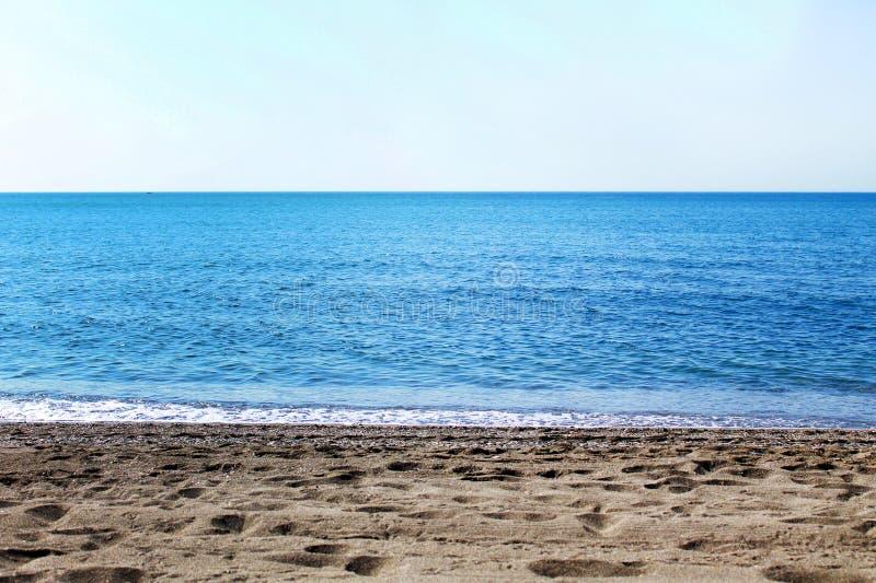 Linee della spiaggia immagini stock libere da diritti