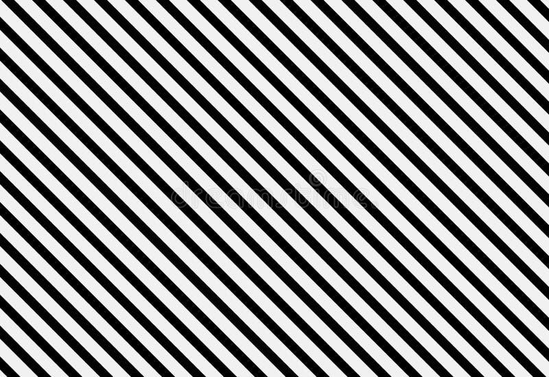 Linee diagonali modello su fondo bianco e senza cuciture striped royalty illustrazione gratis