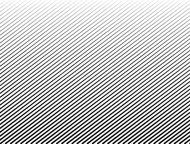 Linee inclinate fondo/modello rettangolari Diagona dinamico royalty illustrazione gratis