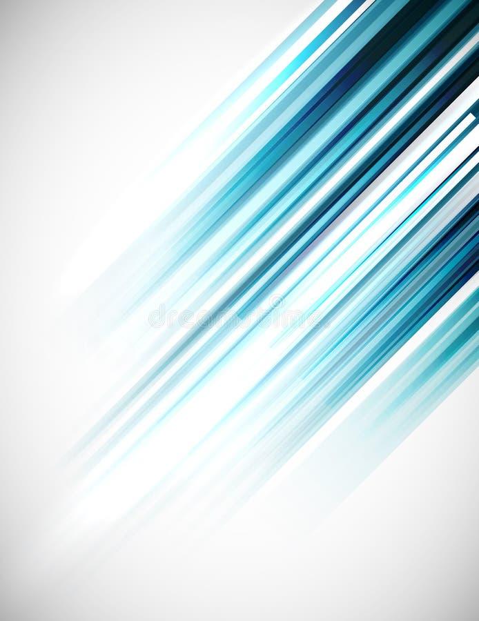 Linee rette priorità bassa dell'estratto di vettore illustrazione di stock
