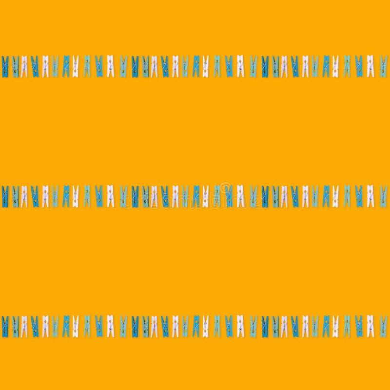 Linee senza cuciture di struttura tre immagine stock