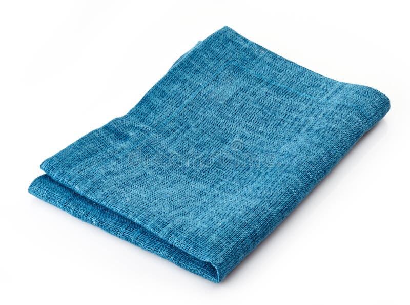 Linen салфетка стоковое изображение