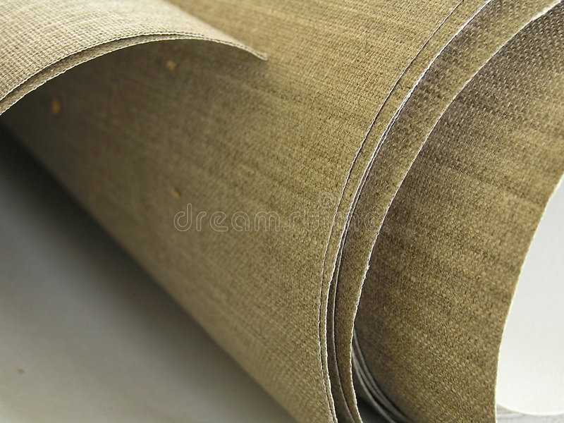 Linen canvas royalty free stock photo