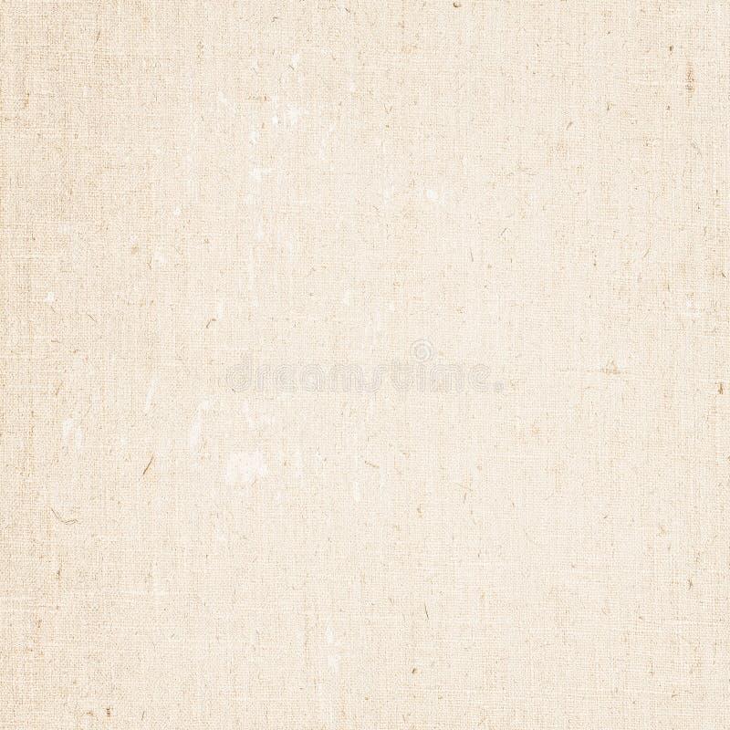 Linen canvas texture background stock image