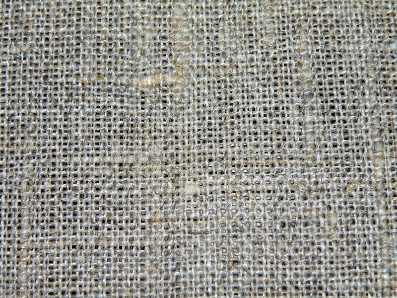 Linen fabric. Textures suitable as background royalty free stock image