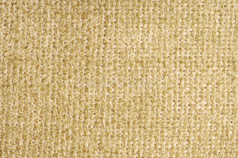Linen Fabric Background Stock Photo