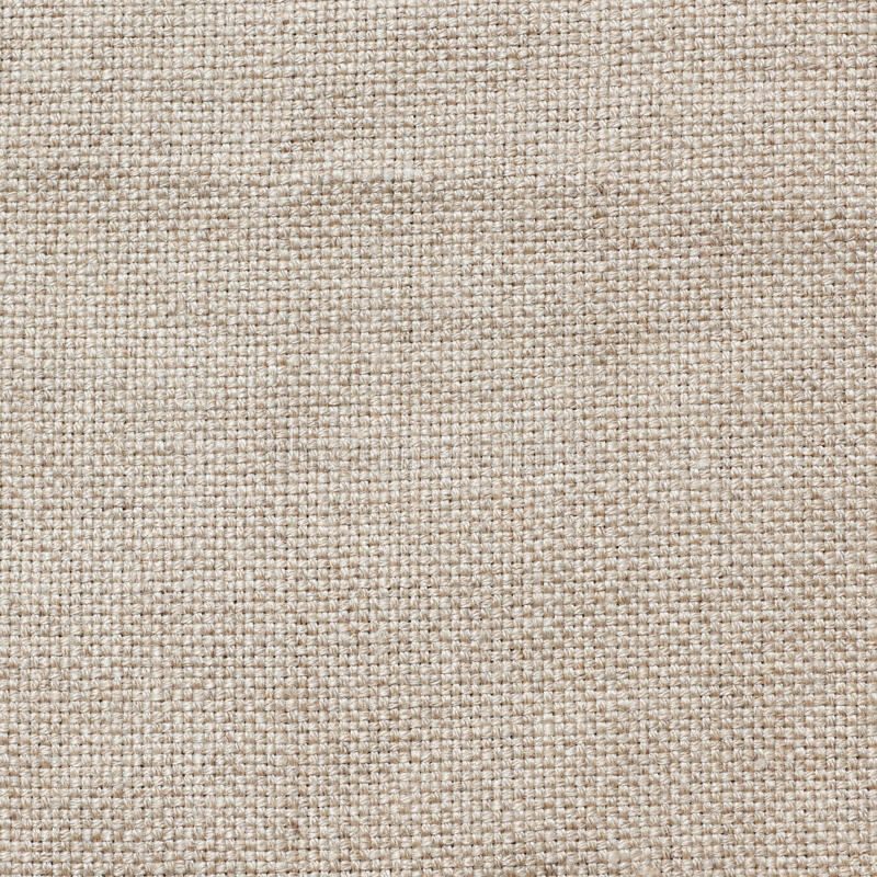 Linen fabric. Linen canvas fabric background, real natural material stock image