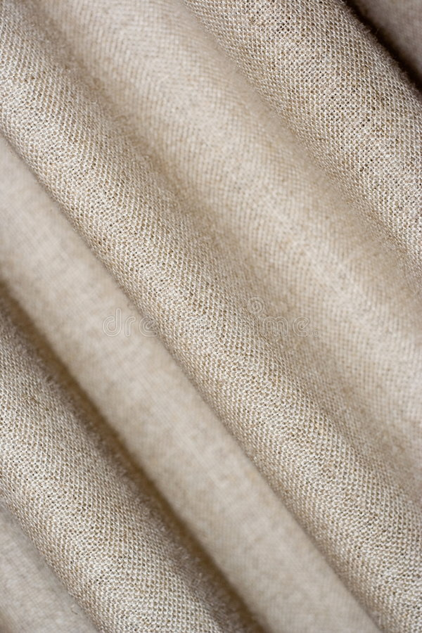 Linen fabric texture. Background royalty free stock photography
