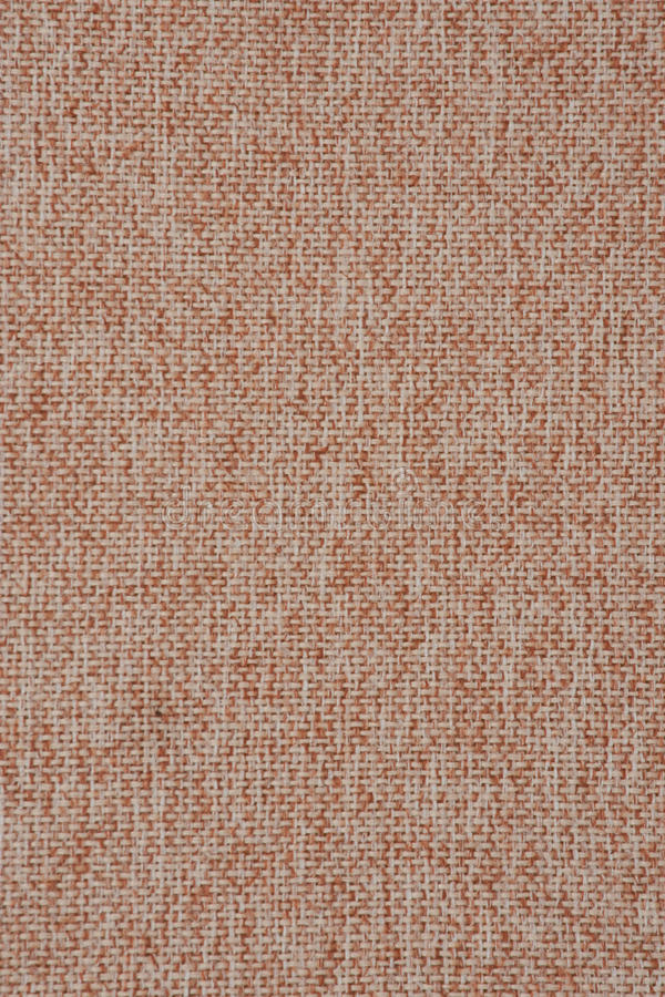 linen fabric texture / brown textile royalty free stock photos