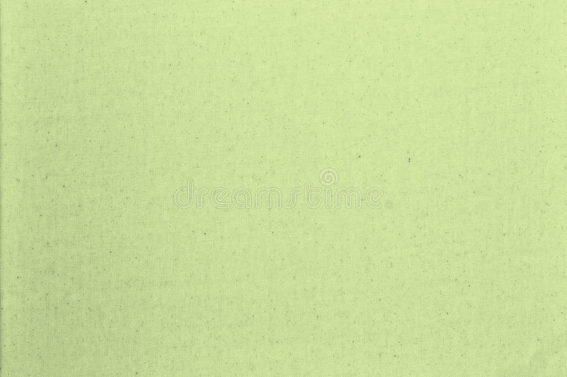 Linen green texture. With primed background royalty free stock images