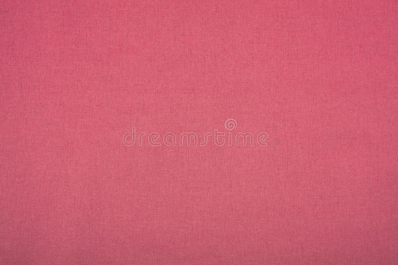 Linen red cloth as a great texture stock photo
