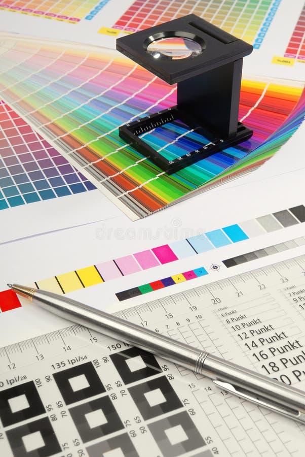 Linen Tester Stock Images