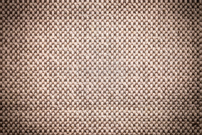 Linen wallpaper. Decorated wallpaper with earth tones texture stock photos